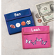 Personalized Childrens Wallets, One Size