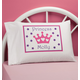 Personalized Princess Crown Pillowcase, One Size
