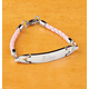 Personalized Children's Id Bracelet, One Size
