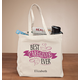 Personalized Caregiver Tote, One Size