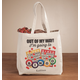 Personalized I'm Going To Bingo Tote, One Size
