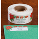 Poinsettia Address Labels 250, One Size