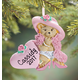 Personalized Dress Up Bear Ornament, One Size