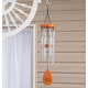 Personalized Wooden Windchime, One Size