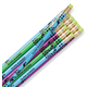 Personalized Pretty Peacock Pencils, Set Of 12, One Size