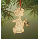 Personalized Angel Ornament, One Size