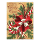 Personalized Legend Of Candy Cane Scented Christmas Card, One Size
