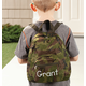 Personalized Mini Camouflage Backpack, One Size