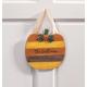 Personalized Pumpkin Door Hanger, One Size
