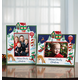 Personalized Christmas Break At The North Pole Frame Custom Message Landscape, One Size