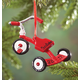 Personalized Tricycle Ornament, One Size