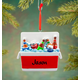 Personalized Cooler Ornament, One Size