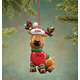 Personalized Reindeer In Sweater Ornament Personalized, One Size