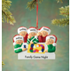 Personalized Game Board Family Ornament, One Size