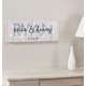 Personalized Last Name Canvas, One Size