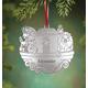 Personalized Silvertone Noah's Ark Ornament, One Size
