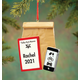 Personalized Take Out Ornament, One Size