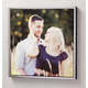Framed 18x18 Custom Photo Canvas, 18