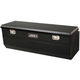 Delta Pro/JOBOX PAH1420002 Aluminum Short-Bed Fullsize Chest - Black