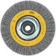 Dewalt DW4907 8 in. x 0.014 in. Carbon Steel Wide Face Bench Grinder Brush