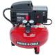 Porter-Cable PCFP02003 135 PSI 3.5 Gallon Oil-Free Pancake Compressor