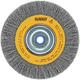 Dewalt DW4905 6 in. x 0.014 in. Carbon Steel Wide Face Bench Grinder Brush