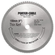 Porter-Cable 12152 6 in. 150 Tooth TCG Plywood Cutting Circular Saw Blade