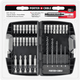 Porter-Cable PCDD35 35-Piece Drilling and Driving Bit Set