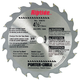 Porter-Cable 12870 4-1/2 in. 20 Tooth ATB Thin Kerf General Purpose Circular Saw Blade