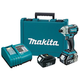 Makita LXDT06 18V Cordless LXT Lithium-Ion Quick-Shift 3-Speed Impact Driver