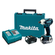 Makita LXDT01 18V Cordless LXT Lithium-Ion Brushless Motor 1/4 in. Impact Driver Kit