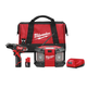 Milwaukee 2492-22 M12 12V Cordless Lithium-Ion 3/8 in. Drill Driver & Portable Radio Kit