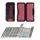 Bosch TC21HC 21-Piece T-Shank Contract Set with Bonus Storage Case