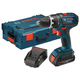 Bosch DDS181-102L 18V Cordless Lithium-Ion Drill Driver Kit with L-BOXX-2 Storage Case