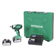 Hitachi WR18DSDL 18V Cordless Lithium-Ion 1/2 in. Impact Wrench Kit