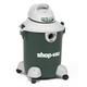 Shop-Vac 5981000 10 Gallon 3.5 Peak HP Quiet Plus Wet/Dry Vacuum