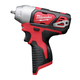 Milwaukee 2461-20 M12 12V Cordless Lithium-Ion 1/4 in. Impact Wrench (Bare Tool)