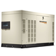 Generac RG03015ANSX Protector Liquid-Cooled 1.5L 30/27 kW 120/240V Single Phase LP/Natural Gas Steel Automatic Standby Generator