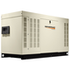 Generac RG04524ANSC Protector Liquid-Cooled 2.4L 45 kW 120/240V Single Phase LP/Natural Gas Steel Automatic Standby Generator (CARB)