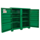 Greenlee 5660L 46 cu-ft. 60 x 24 x 56 in. Utility Cabinet