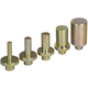 Sunex Tools 57PPK5 5-Piece 50 Ton Press Punch Kit