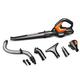 Worx WG545.1 20V MaxLithium Cordless Worx Air Blower Sweeper Kit