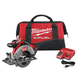 Milwaukee 2730-21 M18 FUEL 18V Cordless 6-1/2 in. Circular Saw with REDLITHIUM Battery
