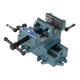 Wilton 11695 Cross Slide Drill Press Vise - 5 in. Jaw Width, 5 in. Jaw Opening, 1-1/2 in. Jaw Depth