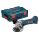Bosch CAG180BL 18V Cordless Lithium-Ion 4-1/2 in. Grinder (Bare Tool) with L-BOXX-2 and Exact-Fit Insert