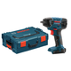 Bosch IWH181BL 18V Cordless Lithium-Ion 3/8 in. Impact Wrench (Bare Tool) with L-BOXX-2 and Exact-Fit Insert