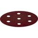 Festool 499084 3-1/2 in. P220-Grit Rubin2 Abrasive Sheet (50-Pack)