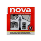 NOVA 23245 SuperNova2 Chuck with 3-Piece Popular Jaw Assortment Bundle