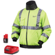 Milwaukee 2347-3X 12V Lithium-Ion Heated Jacket Kit