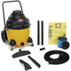 Shop-Vac 9625710 18 Gallon 6.5 Peak HP Right Stuff Dolly Style Wet/Dry Vacuum
